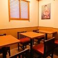 【個室】最6名様◆友達同士とワイワイするなら個室席がオススメ!