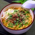 料理メニュー写真火鍋たんたん麺