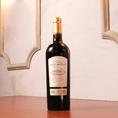 【セレクトワイン赤】コースに+1000円(税込)で飲み放題に!『辛口が特徴のオーガニックワイン。お肉料理に良く合います』