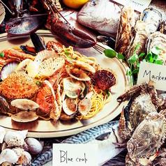 OSTERIA 101 SICILIA GRILL&BAR オステリア 101 シチリアグリル アンド バーのおすすめ料理1