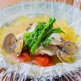 その日仕入れた魚を一番美味しい調理法でご提供!