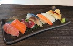 にぎり寿司盛り合わせ【7貫】【5貫】