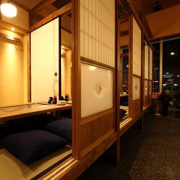 弁兵衛 広島駅北口店の雰囲気1