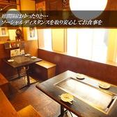 鉄板・お好み焼 凡 元町本店の雰囲気2