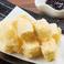 料理メニュー写真北海道産クリームチーズ天婦羅