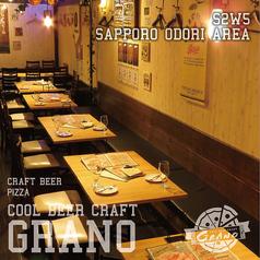 COOL BEER CRAFT GRANO クールビアクラフト グラーノのコース写真