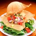 料理メニュー写真お魚屋さんのサラダ