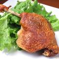 料理メニュー写真鴨のコンフィ