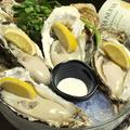 料理メニュー写真【季節限定】旬の生牡蠣