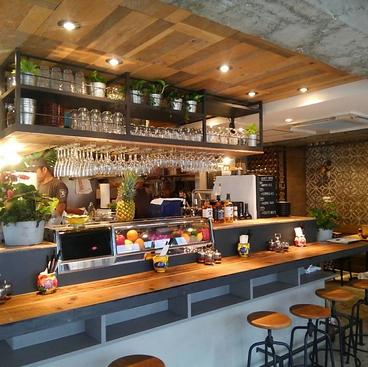Asian Cafe&Diner Vivid Ajiaの雰囲気1