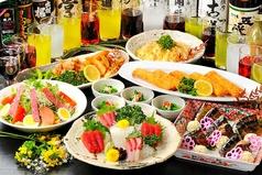 個室和食と仙台牛 洒楽 しゃらく 仙台一番町店のコース写真