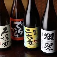 飲み放題の日本酒の種類は金山で最多数です!