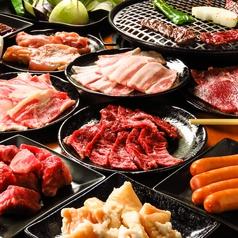 焼肉 レッドアンドロック Red&Rock 二官橋通り本店のおすすめ料理1