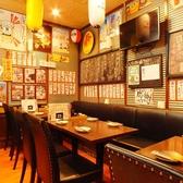 阿倍野肉食大衆酒場 肉ばんざいの雰囲気3