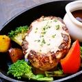料理メニュー写真Le JyanJyanの鉄板ハンバーグ