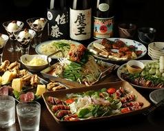 IZAKAYA せいじゅのおすすめ料理1