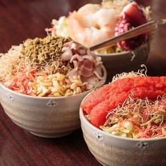 ぐりぐり上野のおすすめ料理3