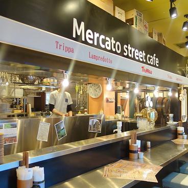 メルカートストリートカフェ トリッパイオ アトレ浦和店の雰囲気1