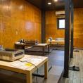 【無煙ロースター完備】行事の集まりなどの際には最大14名様までご利用頂ける個室もご用意しております。