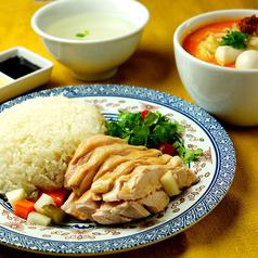 シンガポール ホーカーズのおすすめ料理1
