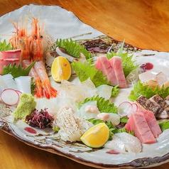 酒と魚でイキなひと時 鮮菜活粋 河野