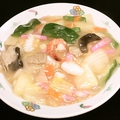 料理メニュー写真中華丼