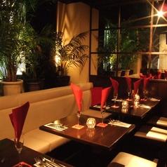 ハートダイニングバーアンドケイ Heart Dinin' Bar&Kの雰囲気1