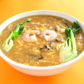 料理メニュー写真酸辣湯麺(サンラーターメン)