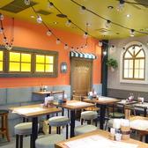メルカートストリートカフェ トリッパイオ アトレ浦和店の雰囲気2