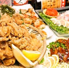 鶏っく 博多駅 筑紫口店のコース写真