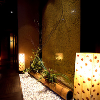 全席個室&隠れ家空間!仙台駅徒歩約5分の個室居酒屋♪