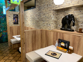 王子カレー INDIAN CURRY OJI 筑紫野店の雰囲気2