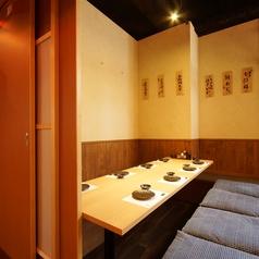 地鶏 もつ鍋 頂 itadaki 石山店の雰囲気1
