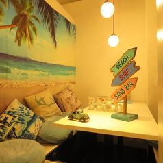 アリービーチ Alee Beach 渋谷宇田川町店の雰囲気1