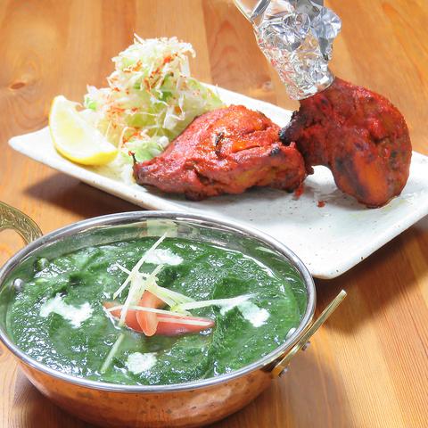 本場のインド料理をお手頃価格でお楽しみいただけます☆