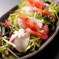 料理メニュー写真波の花海鮮サラダ