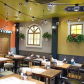 メルカートストリートカフェ トリッパイオ アトレ浦和店の雰囲気3