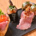 料理メニュー写真寿司盛合わせ