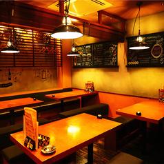 肉と野菜の串焼きバル ミーチョス MEECHOS 栄店の雰囲気1