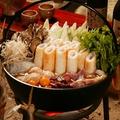 料理メニュー写真きりたんぽ鍋