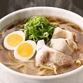 料理メニュー写真◆醤油ラーメン
