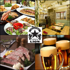 銀座ライオン ザ・キッチン 札幌ステラプレイス店の写真