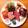 料理メニュー写真熟成肉 塊 炭火焼き