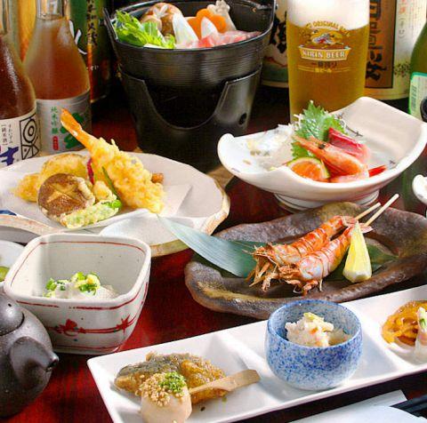 銀ゆば日本海御膳