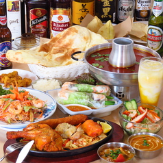 インド・ネパール料理 PUKARの写真