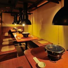 炭火焼肉 KAGURA カグラ 仙台店の雰囲気1