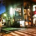 【道案内】横断歩道を渡り右手に曲がって少し歩くと、寿し福さんが…そこを左に曲がってください。