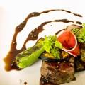 料理メニュー写真スペイン産ガリシアポークのロースト