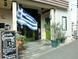 お店の前のギリシャ国旗が目印♪