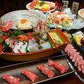 料理メニュー写真ご宴会コース 一例